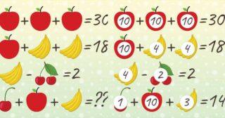 Test: 15 Math Riddles That Could Even Stump Albert Einstein